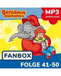 Benjamin Blümchen: 10er MP3-Box 5 (Folge 41 - 50)
