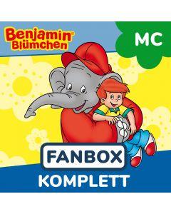 Benjamin Blümchen: 145er MC-Komplett-Box (Folge 1 - 145)
