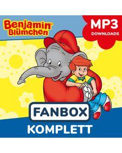 Benjamin Blümchen: 149er MP3-Komplett-Box (Folge 1-149)