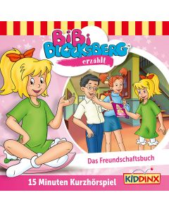 Bibi Blocksberg: erzählt Schulgeschichten (Folge 2.1)