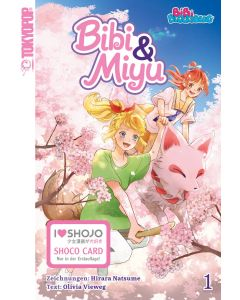 Bibi Blocksberg: Manga Comic Bibi & Miyu (Band 1)