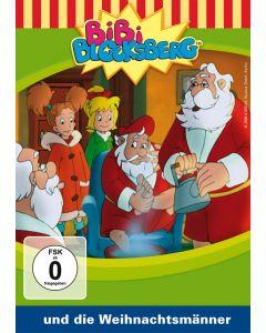 Bibi Blocksberg: und die Weihnachtsmänner