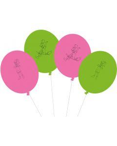 Bibi Blocksberg: 8 Luftballons