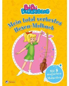 Bibi Blocksberg: Mein total verhextes Hexen-Malbuch