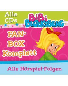 Bibi Blocksberg: 138er Komplett CD-Box (Folge 1 - 138)