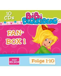 Bibi Blocksberg: 10er CD-Box 1 (Folge 1 - 10)