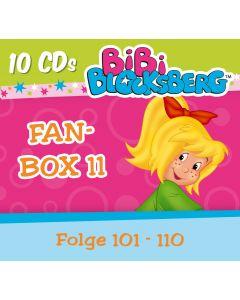Bibi Blocksberg: 10er CD-Box 11 (Folge 101 - 110)