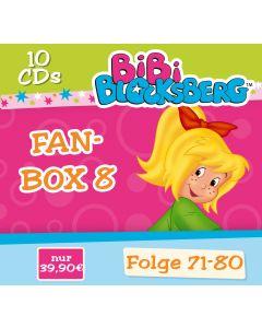 Bibi Blocksberg: 10er CD-Box 8 (Folge 71 - 80)