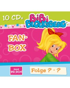 Bibi Blocksberg: 10er CD-Box (Folge ? - ?)