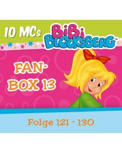 Bibi Blocksberg: 10er MC-Box 13 (Folge 121 - 130)