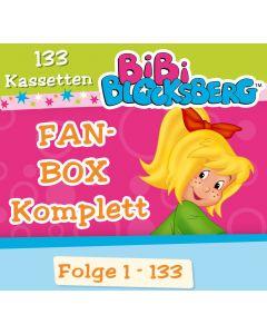 Bibi Blocksberg: 133er Komplett MC-Box (Folge 1 - 133)