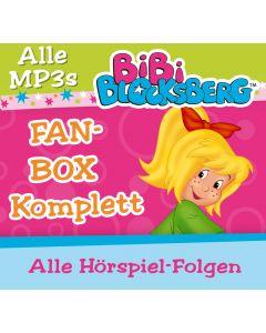 Bibi Blocksberg: 139er MP3-Komplett-Box (Folgen 1-139)