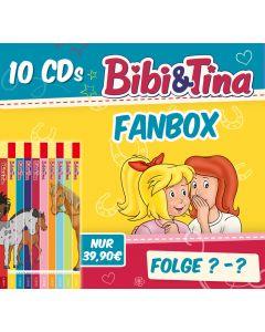 Bibi & Tina: 10er CD-Box  (Folge ? - ?)