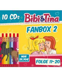 Bibi & Tina: 10er CD-Box 2 (Folge 11 - 20)
