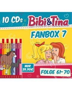 Bibi & Tina: 10er CD-Box 7 (Folge 61 - 70)