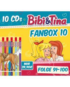 Bibi & Tina: 10er CD-Box 10 (Folge 91 - 100)
