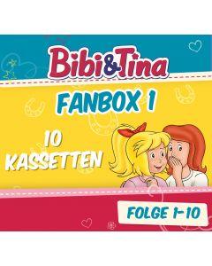 Bibi & Tina: 10er MC-Box 1 (Folge 1 - 10)