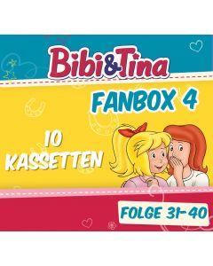 Bibi & Tina: 10er MC-Box 4 (Folge 31 - 40)