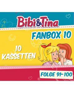 Bibi & Tina: 10er MC-Box 10 (Folge 91 - 100)