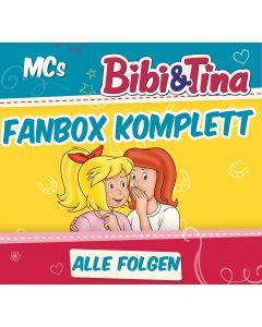 Bibi & Tina: 101er MC-Komplett-Box (Folge 1 - 101)