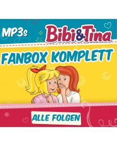 Bibi & Tina: 101er MP3-Komplett-Box (Folge 1-101)