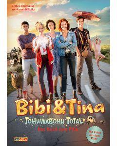 Bibi & Tina: Tohuwabohu total - Buch zum Film
