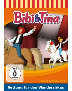 Bibi & Tina: Rettung für den Wanderzirkus