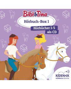 Bibi & Tina: 5er CD-Box Hörbücher (1-5)