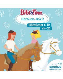 Bibi & Tina: 5er CD-Box Hörbücher (6-10)