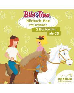 Bibi & Tina: 5er CD-Box Hörbücher (?-?)