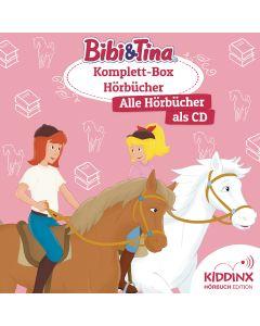 Bibi & Tina: 12er CD-Komplett-Box Hörbücher