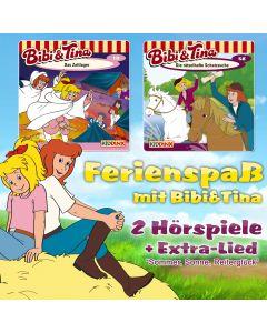 Bibi & Tina: 2er MP3-Box Ferienspaß mit Bibi & Tina