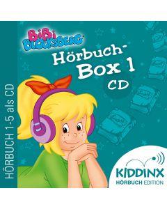 Bibi Blocksberg: 5er CD-Box Hörbücher (1-5)