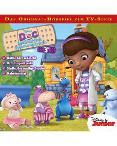 Doc McStuffins: Hallie hört schlecht / .. (Folge 3)