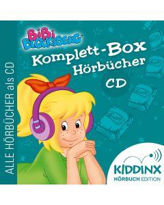 Bibi Blocksberg: 15er CD-Komplett-Box Hörbücher