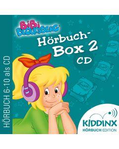 Bibi Blocksberg: 5er CD-Box Hörbücher (6-10)