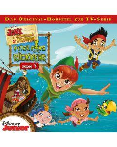 Jake und die Nimmerland-Piraten: Peter Pans Rückkehr - Teil 1 & 2 (Folge 5)