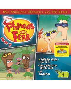 Phineas und Ferb: Ferien auf Hawaii - Teil 1 & 2 / .. (Folge 7)