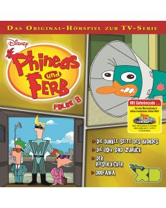 Phineas und Ferb: Die dunkle Seite des Mondes / .. (Folge 8)