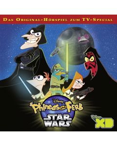 Phineas und Ferb: Star Wars (Folge 11)