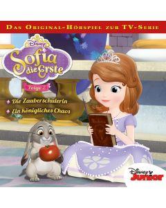 Sofia die Erste: Die Zauberschülerin / .. (Folge 2)