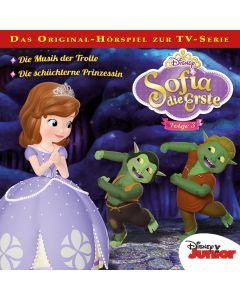Sofia die Erste: Die Musik der Trolle / .. (Folge 3)