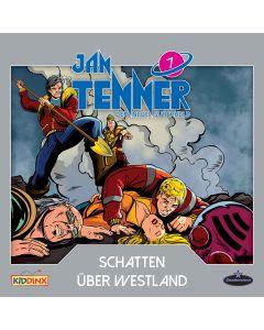 Jan Tenner: Der neue Superheld - Schatten über Westland (Folge 7)