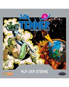 Jan Tenner: Der neue Superheld - Ruf der Sterne (Folge 8)