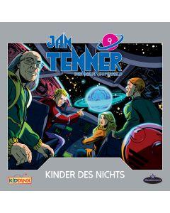 Jan Tenner: Der neue Superheld - Kinder des Nichts (Folge 9)