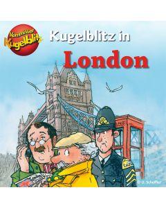 Kommissar Kugelblitz: in London