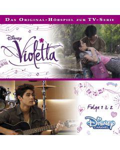 Violetta: Hörspiel zur Serie Folge 1 & 2 (Folge 1 - 2)