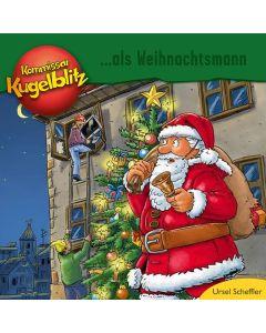 Kommissar Kugelblitz: als Weihnachtsmann