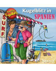 Kommissar Kugelblitz: in Spanien