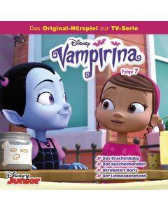 Vampirina: Das Drachenbaby / ... (Folge 07)